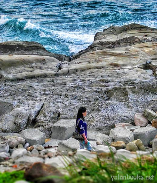 Travel Taiwan Seaside Coast photography Romanticism 旅行臺灣 海景 風光攝影 浪漫主義 Yalan雅嵐 黑攝會